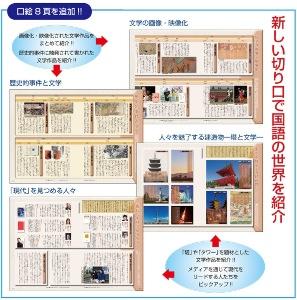 国語便覧の内容(中学受験の国語の参考書)